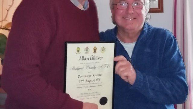 Allan Gilliver